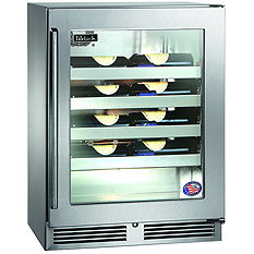 Perlick 19-33 Bottle Mid-Size Wine Coolers