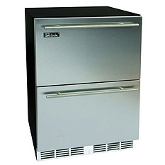 Perlick Luxury Built-In Drawer Refrigerators