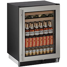 U-Line Built-in Beverage Coolers