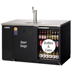 Everest Back Bar Refrigerators
