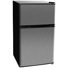 Kegco Two Door Counter-High Refrigerators