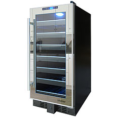 Vinotemp Undercounter Built-in Wine Refrigerators