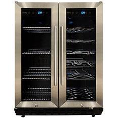 Vinotemp Dual Zone Wine Refrigerators