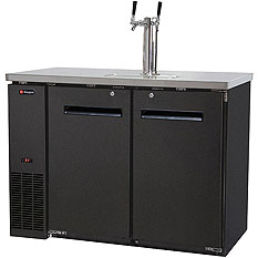 Kegco 2 Full Size Keg Beer Coolers