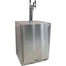 Marvel Triple Faucet Homebrew Kegerator