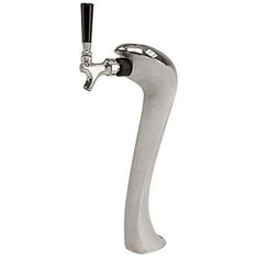 MicroMatic Designer One Faucet Beer Towers