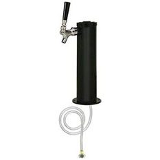 MicroMatic Standard One Faucet Draft Beer Towers