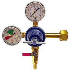 Taprite Primary Double Gauge Kegerator Beer Regulators
